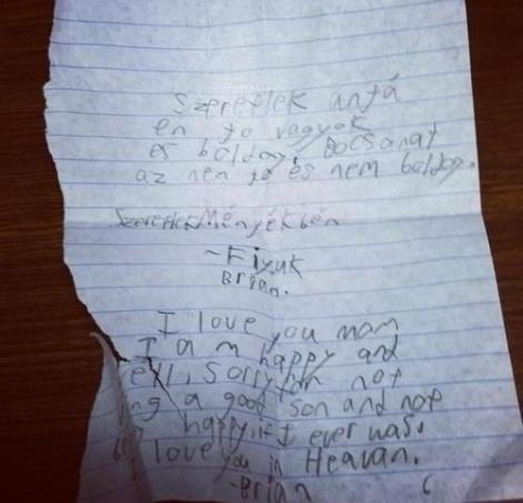 According to Twitter...A kid who was involved in the #CTshooting wrote this during lock down and was killed moments after :(https://twitter.com/iDontTrustUHoes/status/279712440533544962/photo/1