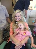 Carmen at the Dentist