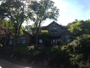 My parent's pretty house