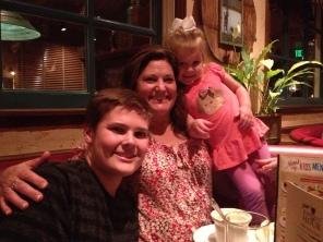 Dinner at Mimi's!