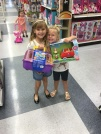 Earning money and shopping